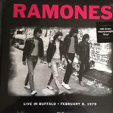 Ramones – Live In Buffalo, February 8, 1979 - New & Sealed VInyl lp