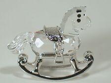 Swarovski Cavallo A Dondolo - Rocker Horse 718988
