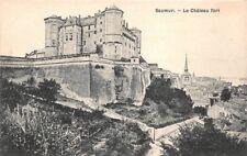SAUMUR - el castillo fuerte