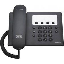 TELEKOM VOICE CONCEPT P 214 SCHWARZ ANALOGES FESTNETZ TELEFON SCHNURGEBUNDEN