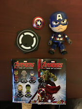 MARVEL AVENGERS Age of Ultron Limited Edition Cosmi Mini Figure Captain America