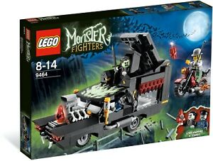 Lego Monster Fighters 9464 Vampyre Hearse New Sealed Discontinued