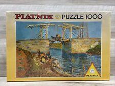 Piatnik Vincent Van Gogh Bridge At Aries 1000 pc Puzzle
