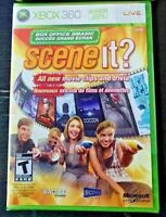 Scene IT for Xbox 360 - Factory Sealed
