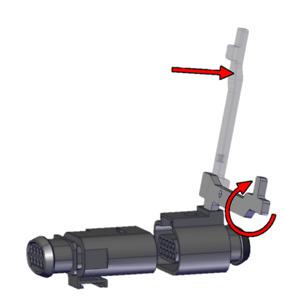 Entriegelungswerkzeug Libero2 für Kfz-Steckverbinde / VW-Stecker