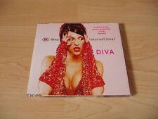 Single CD Dana International - Diva - 1998 - ESC Winner