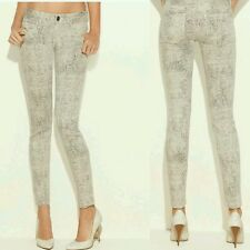 Guess Women's Power Skinny Jeans in Smart Stone Wash Sz 30
