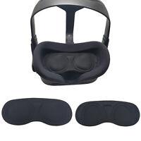 VR Lens Protective Cover Dustproof Lens Cap for Oculus Quest 2/Quest 1/Rift S VR