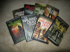 The Walking Dead 8-book Collection (Descent, Invasion, 6 more) -8 NEW Hardcovers