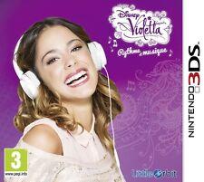 Jeu 3DS DISNEY VIOLETTA - Rythme et Musique