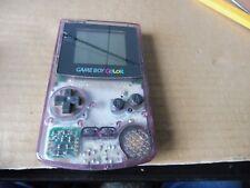 game boy color transparente