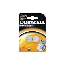 Duracell DL2032B2 Coin Cell Batteries - 2 Count