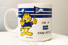 Vintage Garfield Colts Mug Cup Indianapolis Football NFL 1978 Go Team Fan-Atic!