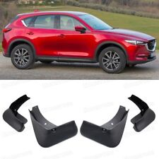 4x Car Mud Flaps Splash Guards Mudguard Fender for Mazda CX-5 2017 2018 SUV