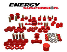 ENERGY SUSPENSION HYPER-FLEX SYSTEM FOR ACURA INTEGRA 94-01 EXC TYPE R ( RED )