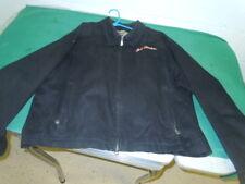Harley Davidson Black Cloth  Jacket XL