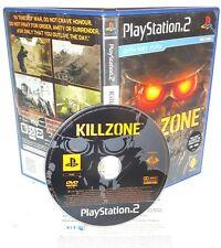 KILL ZONE KILLZONE - Ps2 Playstation Play Station 2 Gioco Game
