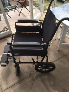 Lomax Wheelchair Uni Attendant