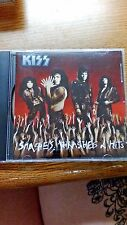 KISS SMASHES, THRASHES, & HITS    IN CASE CD GREAT CONDITION