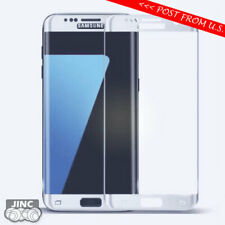 3D Edge Tempered Glass Screen Protector for Samsung Galaxy S7 Edge G935 G930W8