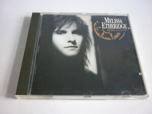 Melissa Etheridge - Brave and Crazy - Album CD 1989