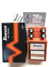 Ibanez JD9, Jet Driver, Overdrive, Original Boxing, NEAR NEW