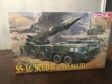 DML 1:35 Modern AFV Series SS-1C 'SCUD B' w/MAZ-543 TEL  #3520 New/sealed