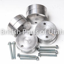 """ROVER RANGE P38 Coil Spring Spacer 2"""" Lift Aluminum Front & Rear 1995~2002"""