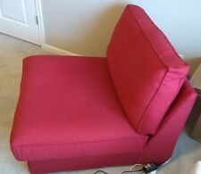 Ikea Kivik 1 seat fabric sofa