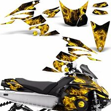 Decal Graphic Kit Yamaha FX Nytro Parts Sled Snowmobile Wrap Decals 08-14 ICE Y