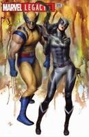 Marvel Legacy #1 Adi Granov Trade Variant Cover VF+/NM+ 1st print
