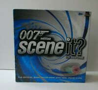007 James Bond Edition Scene it? The DVD Game Sean Connery, Roger Moore