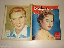 BOLERO=1956/477=MARISA BORRONI=MIKE BONGIORNO=FOTOROMANZO ELISABETTA DRAGO=