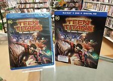 Teen Titans The Judas Contract Blu Ray BRAND NEW, AUTHENTIC & FAST SHIPPING !!!