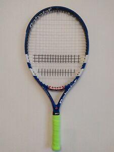 Babolat Pure Drive Jr 23 Tennis Racket 23-Inch HEADSIZE 98 WEIGHT 215g 16X19 L00