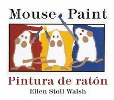 Mouse Paint/Pintura de raton Bilingual Boardbook (English and Spanish Edition)