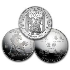 10 oz Silver Round - Secondary Market