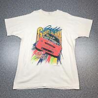 1995 Vintage JEFF GORDON NASCAR RACING Mens T Shirt XL   Single Stitch