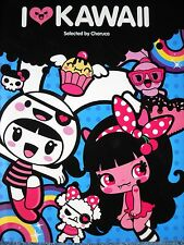 I love Kawaii - Charuca - Manga Himmel - tolle Grafiken, Zeichnungen Japan