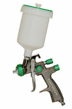 Fast Mover Tools UK LVLP Gravity Feed Spray Gun, 600cc Pot, 1.3mm Set Up