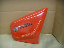 HONDA GL1100 SIDE COVER RIGHT-RED