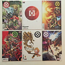 HOUSE OF X 1-6 POWERS OF X 1-6 COMPLETE FULL SET VARIANTS SEED PACKS + PROMOS