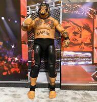 WWE Mattel figure action ELITE 40 Anoia SAMOAN UMAGA BULLDOZER KID TOY wrestling