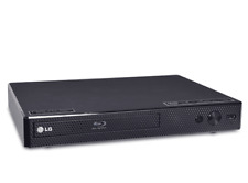 LG BPM25 Smart Blu-ray Player Wired Connection