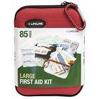 Lifeline 4408 Large Hard Shell Foam First Aid Kit