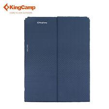 KingCamp Double Self-Inflating Pad Mat Camping Sleeping Mattresses Portable