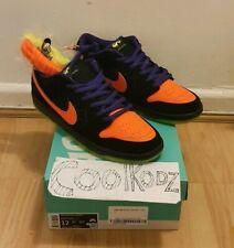 Nike SB Dunk Low Pro Halloween Night of Mischief Black - UK 11 / US 12 / EU 46