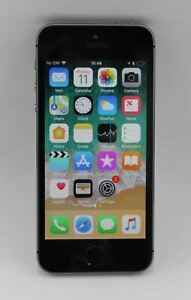 APPLE iPhone 5 Space Grey/Black 16GB Vodafone Network Mobile Smartphone A1457