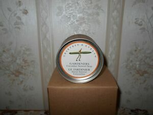 Crabtree&Evelyn GARDENERS cucumber scented soap 2.6 oz