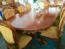 Mahogany European Antique Tables